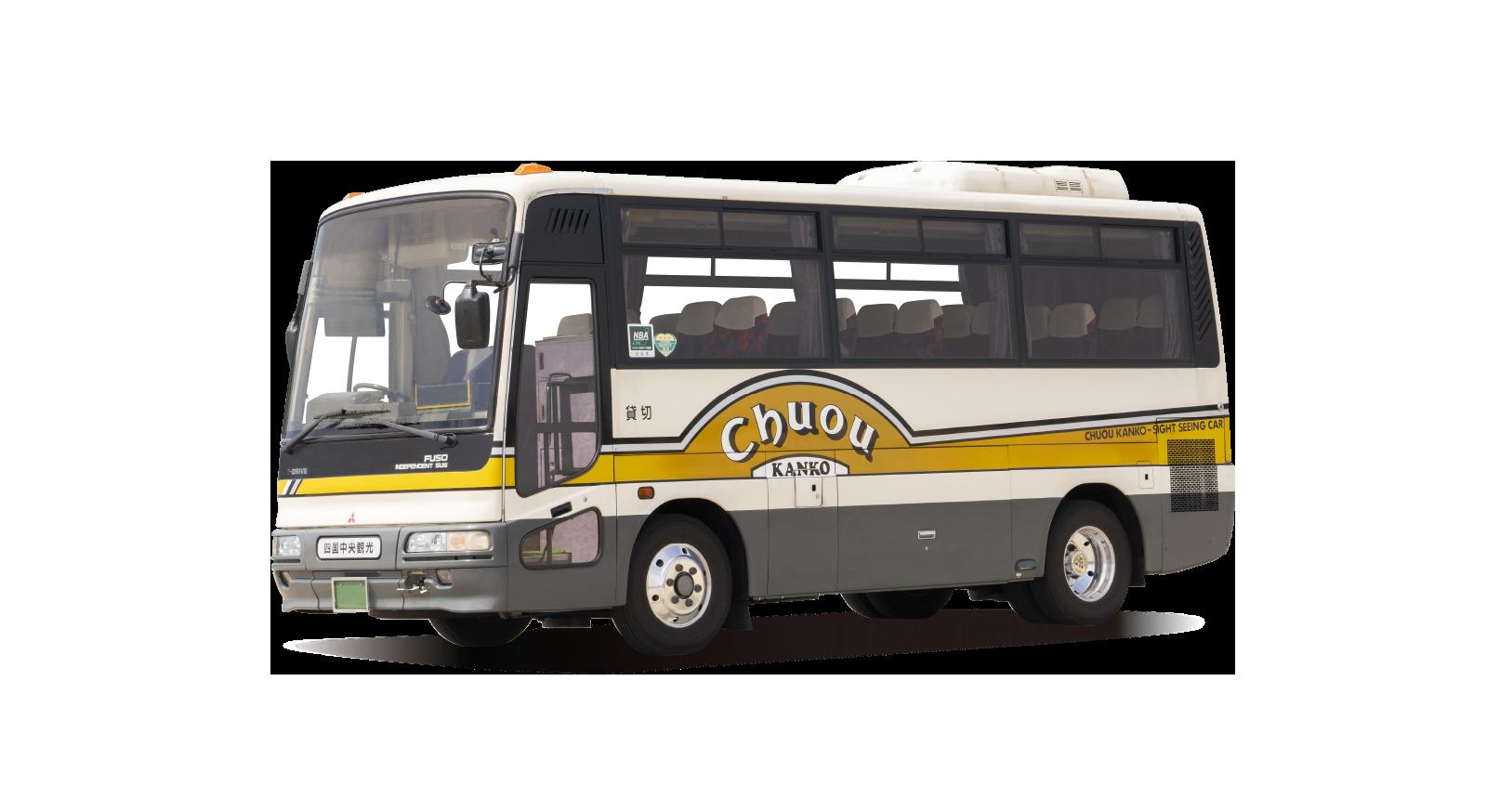 四国中央観光バス 25シート01