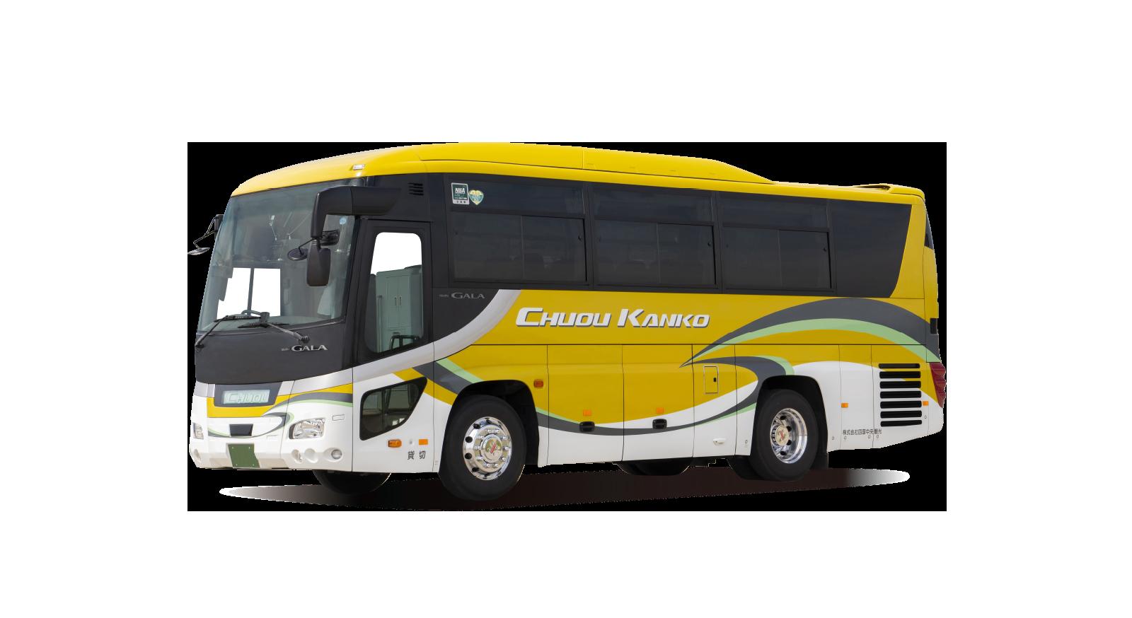 四国中央観光バス 28シート01