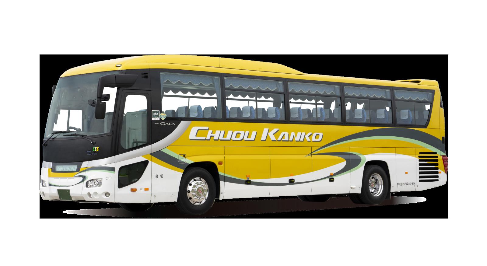 四国中央観光バス 53シート01