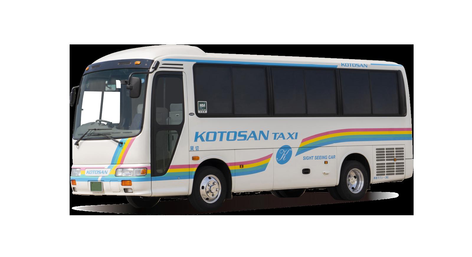 琴参タクシーバス 25シート01