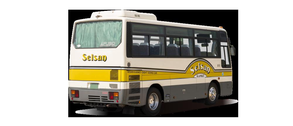 西讃観光バス 24シート