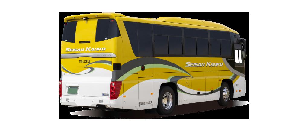 西讃観光バス 27シート